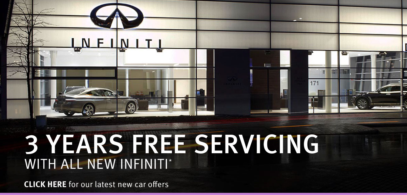 3 Years Free Servicing on all new cars