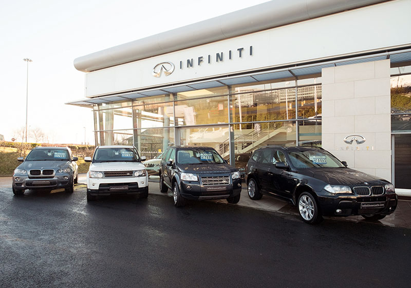 Infiniti Newcastle Premium Used Car Sales