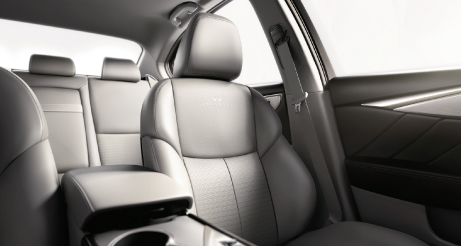 Q50 Interior Leather Seats