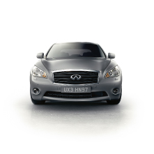 Q60 Small Front View
