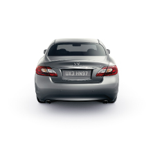 Q60 Small Rear View