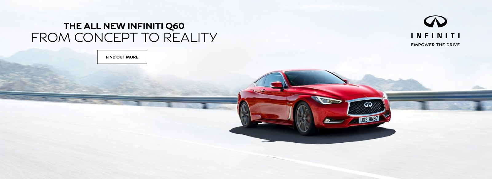 Infiniti Q60 Now Available