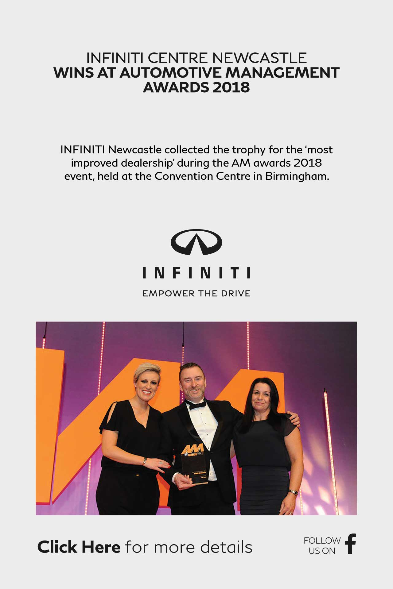 Infiniti Awards 2018 BB