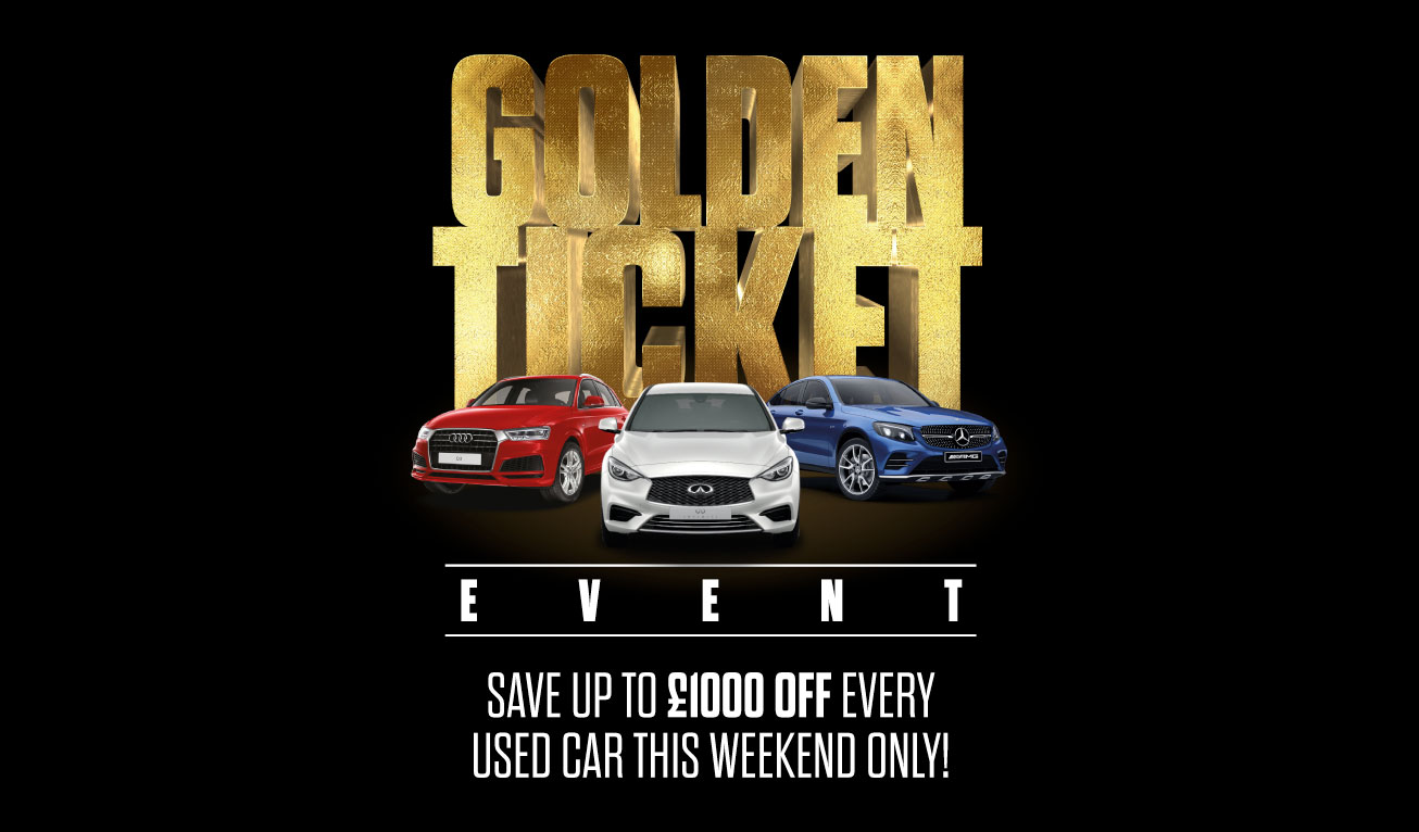 Infiniti Golden Ticket BB