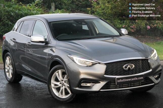 used infiniti q30 1 5d business executive 5dr diesel hatchback for sale newcastle infiniti. Black Bedroom Furniture Sets. Home Design Ideas