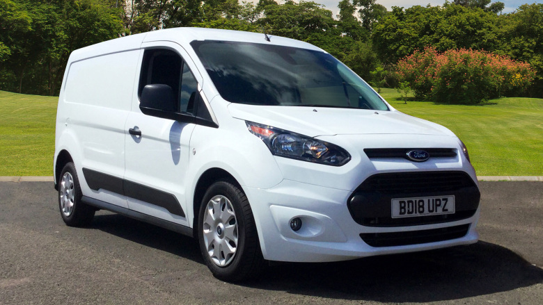Ford Transit Connect 220 L1 Diesel 1.5 Tdci 120Ps Trend Van Powershift