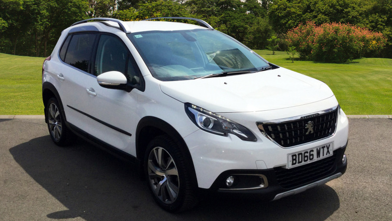 Peugeot 2008 1.6 Bluehdi 100 Allure 5Dr Diesel Estate