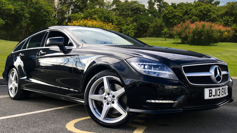 Mercedes-Benz CLS Shooting Brake Cls 350 Cdi Blueefficiency Amg Sport 5Dr Tip Auto Diesel Estate