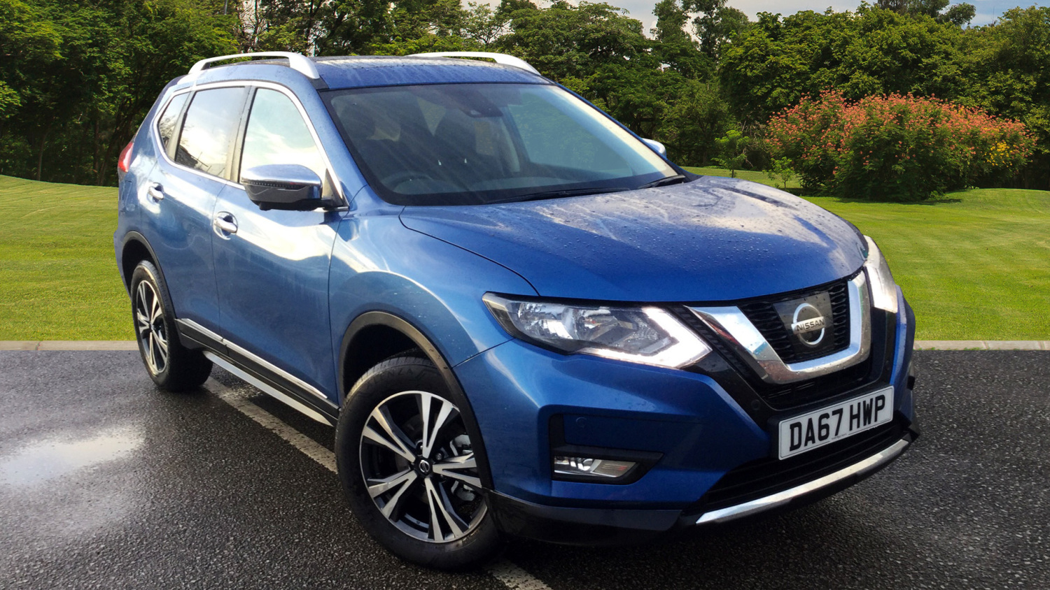 used nissan x trail 2 0 dci n connecta 5dr xtronic diesel station wagon for sale newcastle. Black Bedroom Furniture Sets. Home Design Ideas