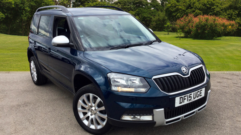 SKODA Yeti Outdoor 1.2 Tsi Se 5Dr Dsg Petrol Estate