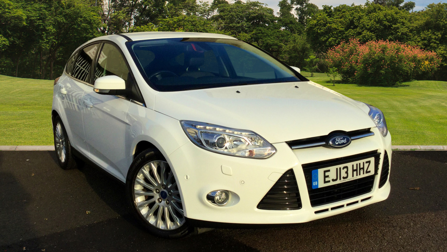 used ford focus 1 6 tdci 115 titanium x 5dr diesel. Black Bedroom Furniture Sets. Home Design Ideas