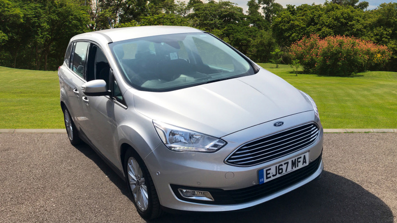 Ford Grand C-MAX 1.5 Tdci Titanium Navigation 5Dr Diesel Estate