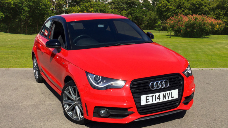 Audi A1 1.2 Tfsi S Line Style Edition 3Dr Petrol Hatchback