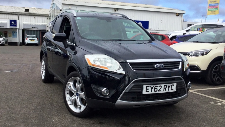 Ford Kuga 2.0 Tdci 163 Titanium 5Dr Powershift Diesel Estate