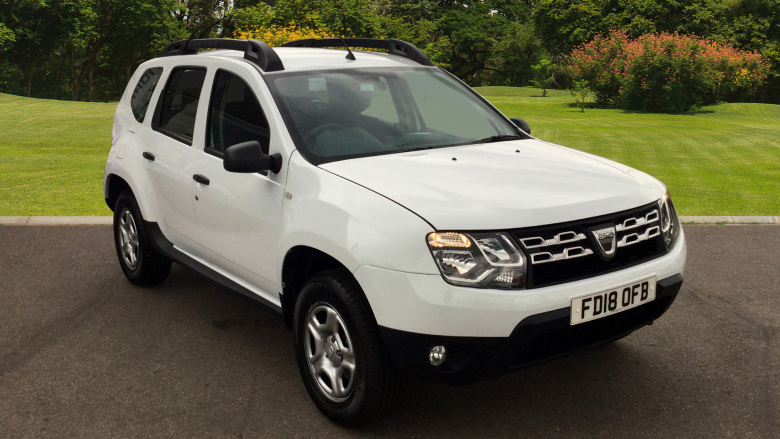 Dacia Duster 1.6 Sce 115 Air 5Dr Petrol Estate