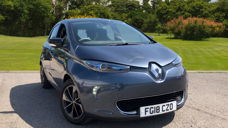 Renault Zoe I-Signature Nav Quick Charge 5Dr Auto Electric Hatchback
