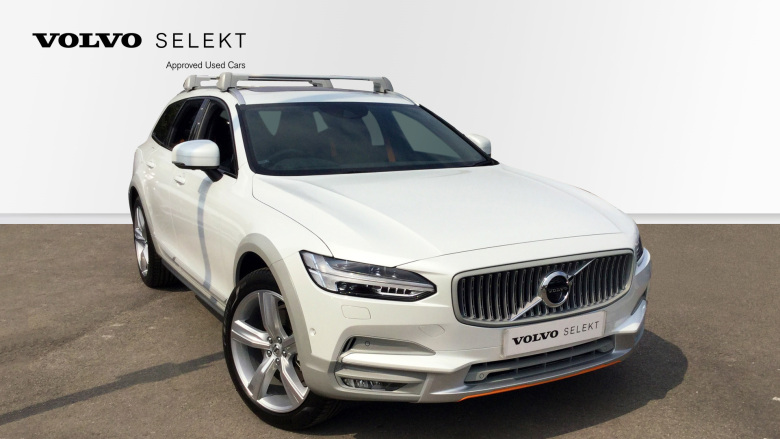 Volvo V90 2.0 D4 Cross Country Ocean Race 5Dr Awd Geartron Diesel Estate