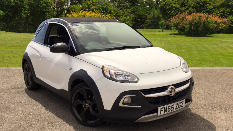 Vauxhall Adam 1.2I Rocks Air 3Dr Petrol Hatchback