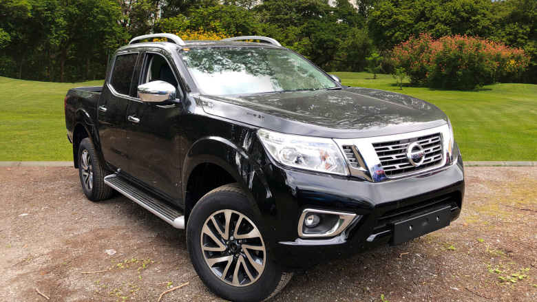 Nissan Navara Diesel Double Cab Pick Up Tekna 2.3Dci 190 4Wd Auto