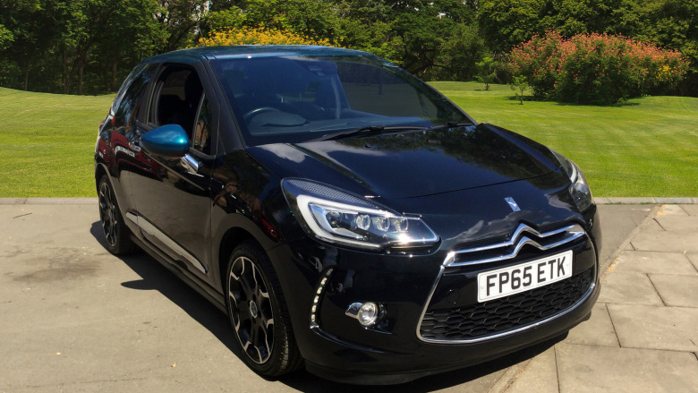 DS 3 1.6 Bluehdi 120 Dsport 3Dr Diesel Hatchback
