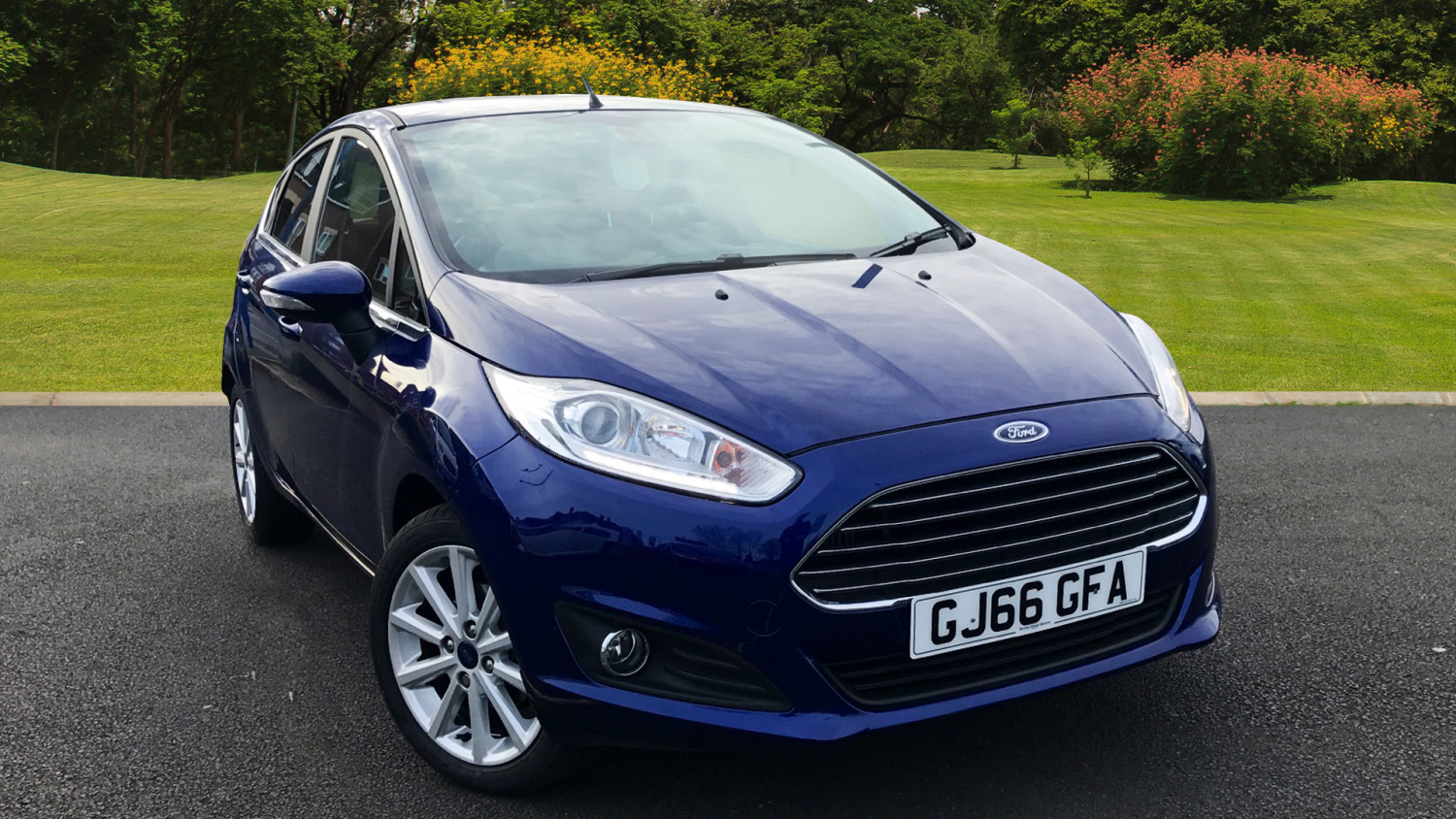 used ford fiesta 1 0 ecoboost titanium 5dr petrol hatchback for sale newcastle infiniti. Black Bedroom Furniture Sets. Home Design Ideas