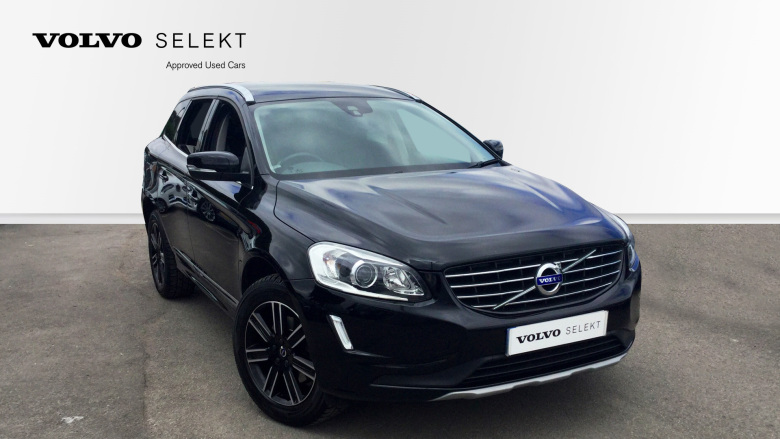 Volvo Xc60 D5 [220] Se Lux Nav 5Dr Awd Geartronic Diesel Estate