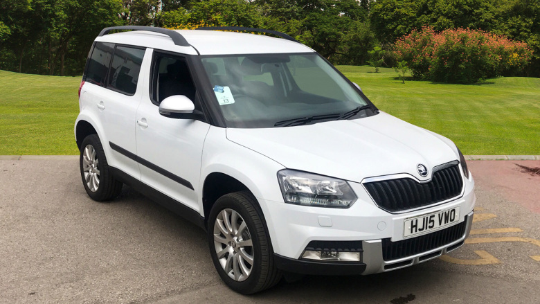 SKODA Yeti Outdoor 1.2 Tsi Se 5Dr Petrol Estate
