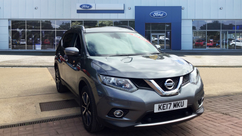 Nissan X-Trail 1.6 Dci N-Vision 5Dr 4Wd [7 Seat] Diesel Station Wagon
