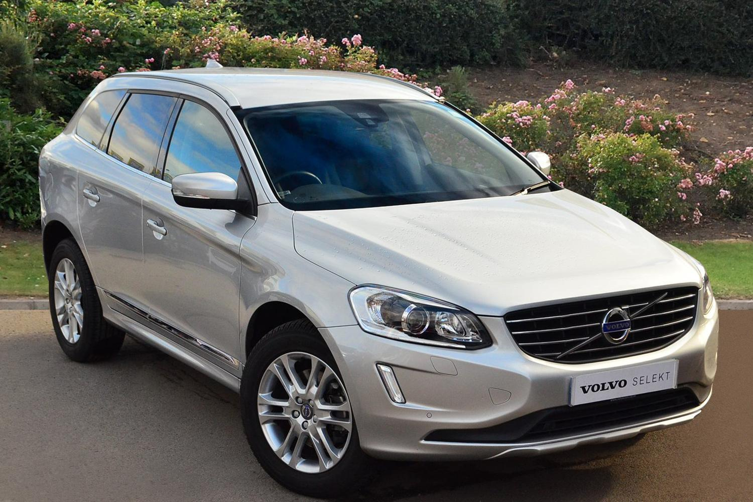 used volvo xc60 d5 215 se lux nav 5dr awd geartronic. Black Bedroom Furniture Sets. Home Design Ideas