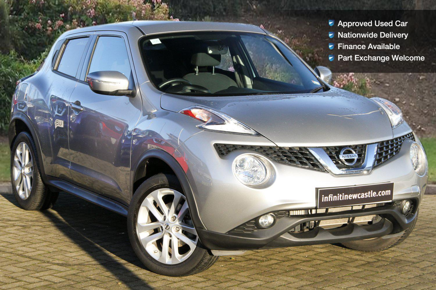used nissan juke 1 5 dci n connecta 5dr diesel hatchback for sale newcastle infiniti. Black Bedroom Furniture Sets. Home Design Ideas