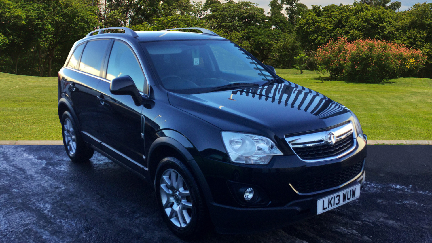 used vauxhall antara 2 2 cdti diamond 5dr auto diesel estate for sale newcastle infiniti. Black Bedroom Furniture Sets. Home Design Ideas
