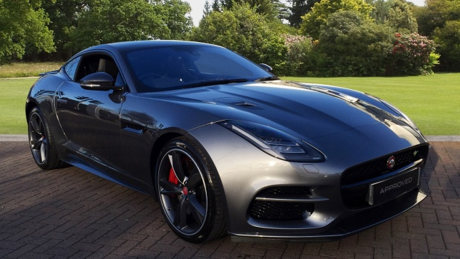Jaguar F-Type 5.0 Supercharged V8 R 2Dr Auto Awd Petrol Coupe