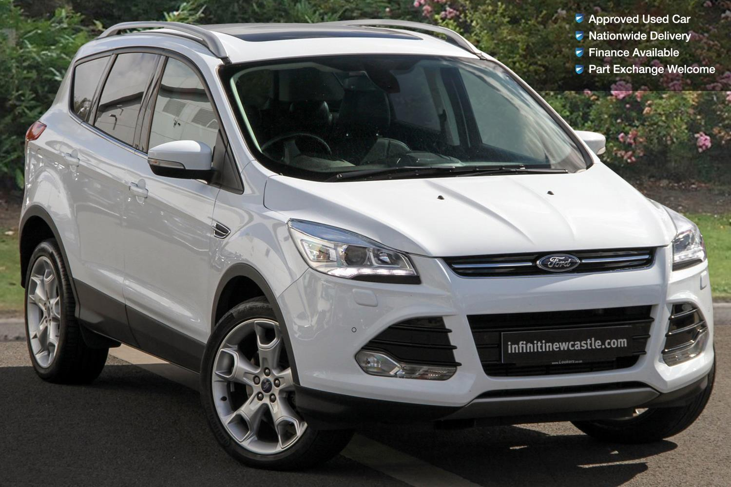 used ford kuga 2 0 tdci 163 titanium x 5dr powershift diesel estate for sale newcastle infiniti. Black Bedroom Furniture Sets. Home Design Ideas