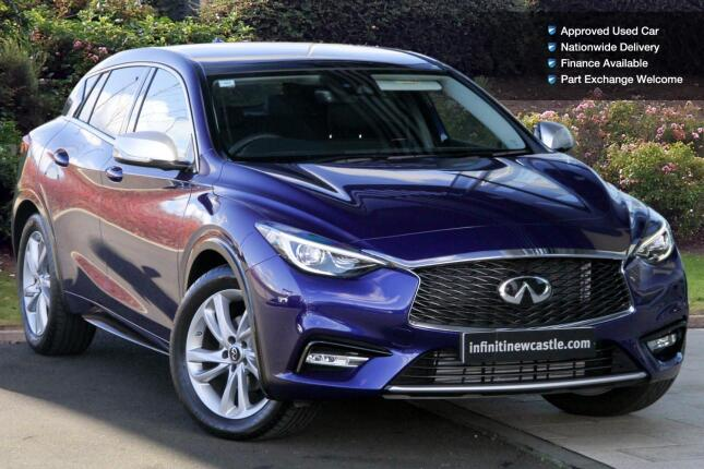 Infiniti Q30 1.5D Business Executive 5Dr Dct Diesel Hatchback