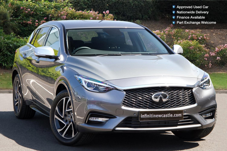 Infiniti q30 1 6t premium 5dr in touch nav petrol hatchback