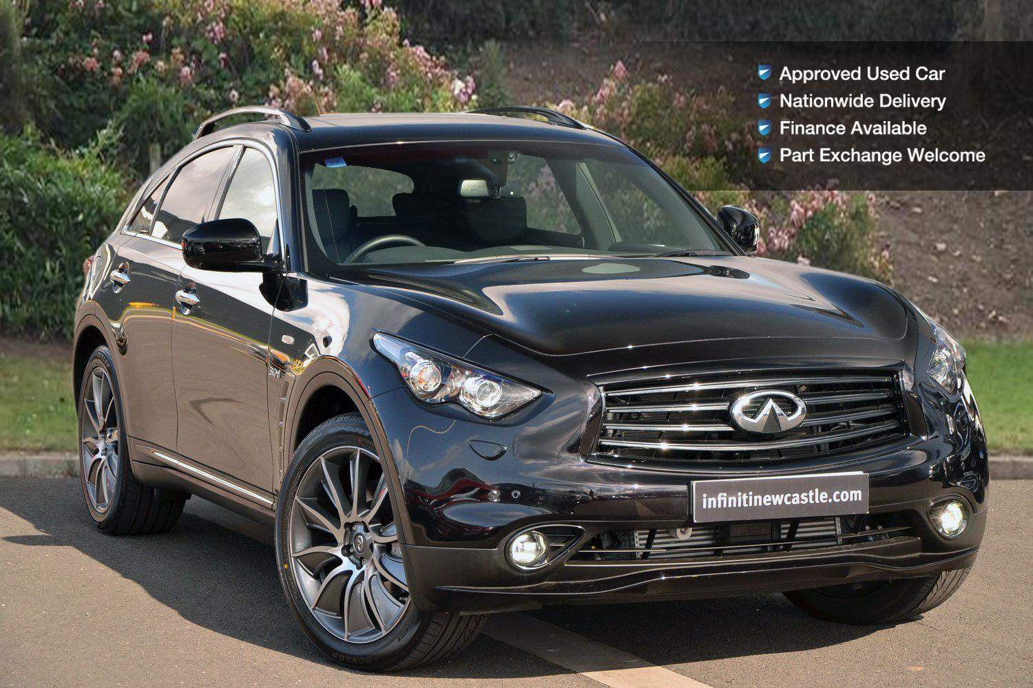 used infiniti qx70 3 0d ultimate 5dr auto diesel estate for sale newcastle infiniti. Black Bedroom Furniture Sets. Home Design Ideas