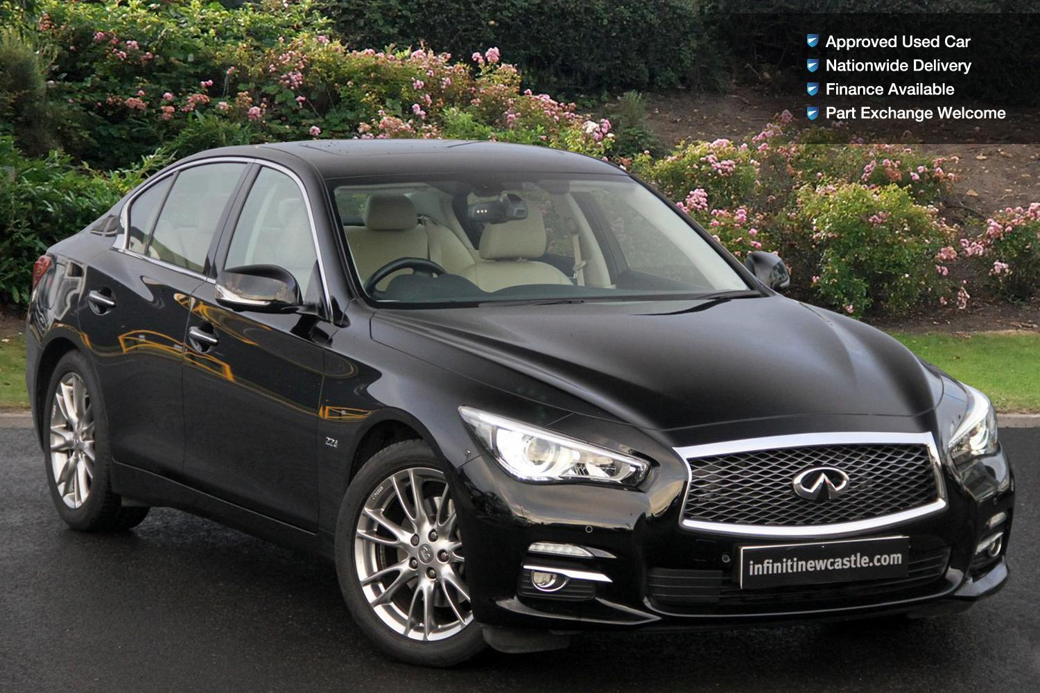 used infiniti q50 2 2d premium 4dr auto diesel saloon for sale newcastle infiniti. Black Bedroom Furniture Sets. Home Design Ideas