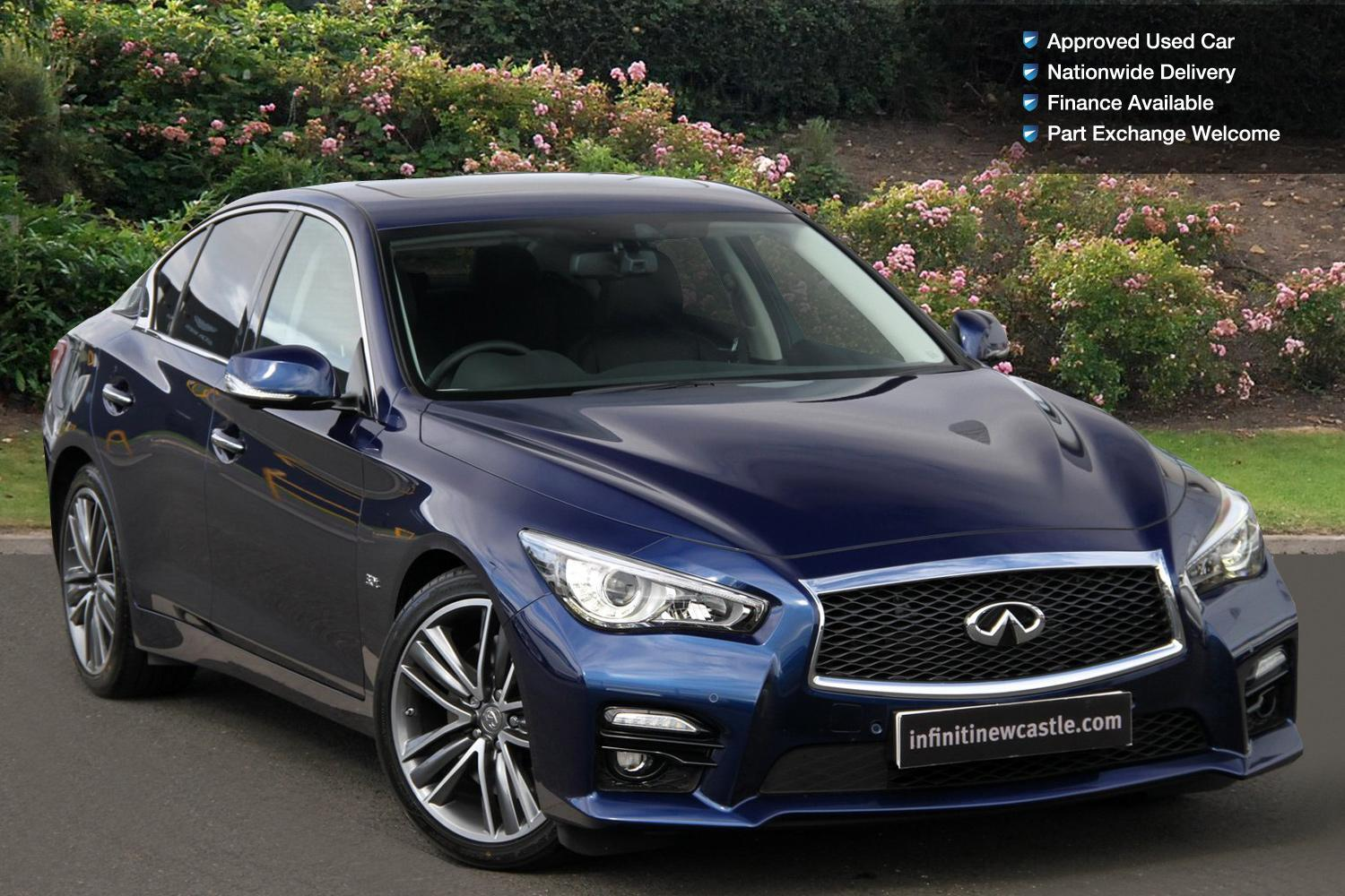 used infiniti q50 2 0t sport tech 4dr auto petrol saloon for sale newcastle infiniti. Black Bedroom Furniture Sets. Home Design Ideas