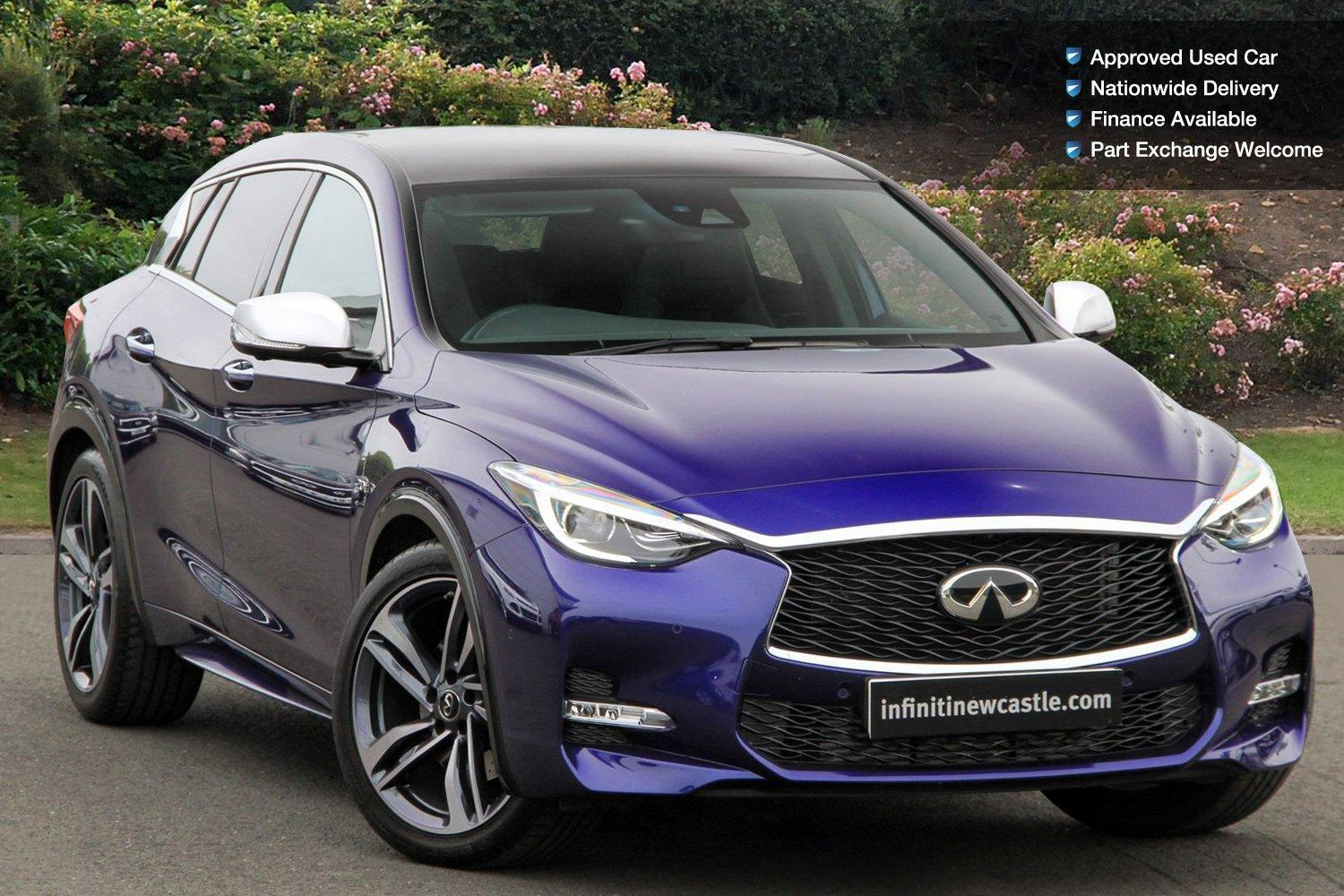 used infiniti q30 2 0t sport 5dr dct petrol hatchback for sale newcastle infiniti. Black Bedroom Furniture Sets. Home Design Ideas