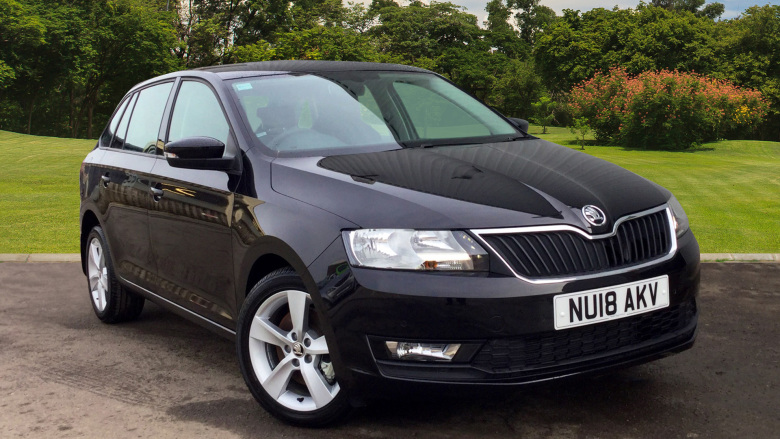 SKODA Rapid Spaceback 1.6 Tdi Cr 115 Se Tech 5Dr Diesel Hatchback
