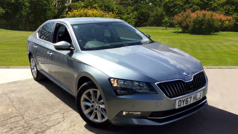 SKODA Superb 1.6 Tdi Cr Se Technology 5Dr Dsg Diesel Hatchback