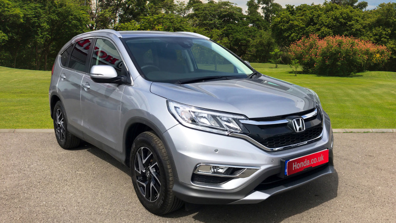 Honda CR-V 1.6 I-Dtec 160 Se Plus 5Dr [nav] Diesel Estate