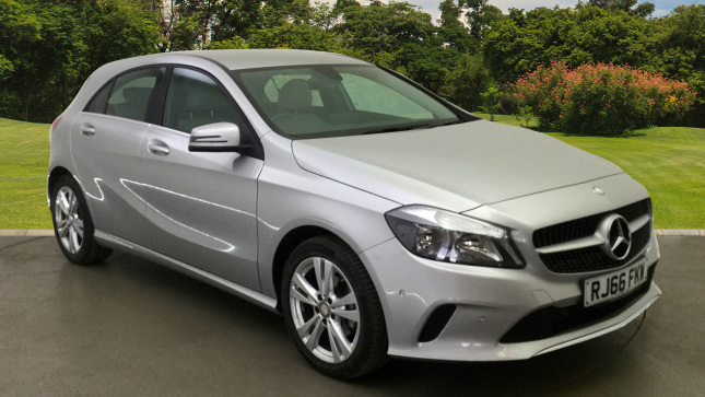 Mercedes-Benz A-Class A180D Sport Executive 5Dr Diesel Hatchback