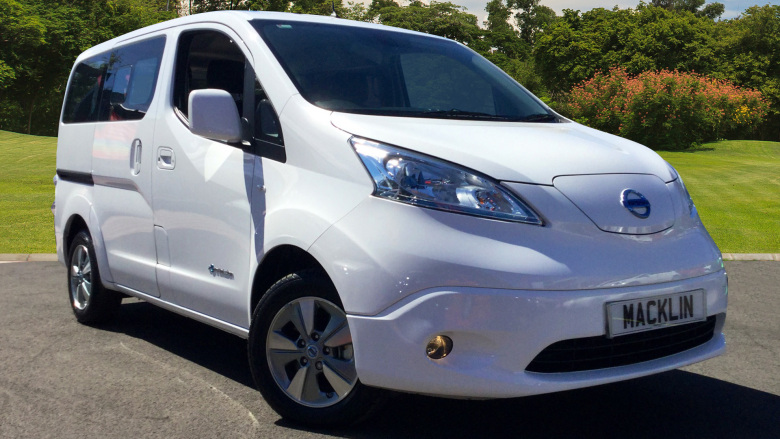 Nissan E-Nv200 Tekna Rapid Plus 5Dr Auto [7 Seat] Electric Estate