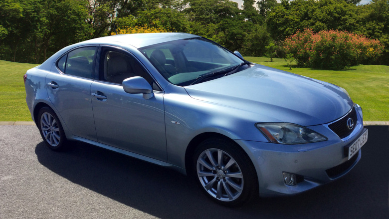 Lexus Is 220D Se-L 4Dr Diesel Saloon