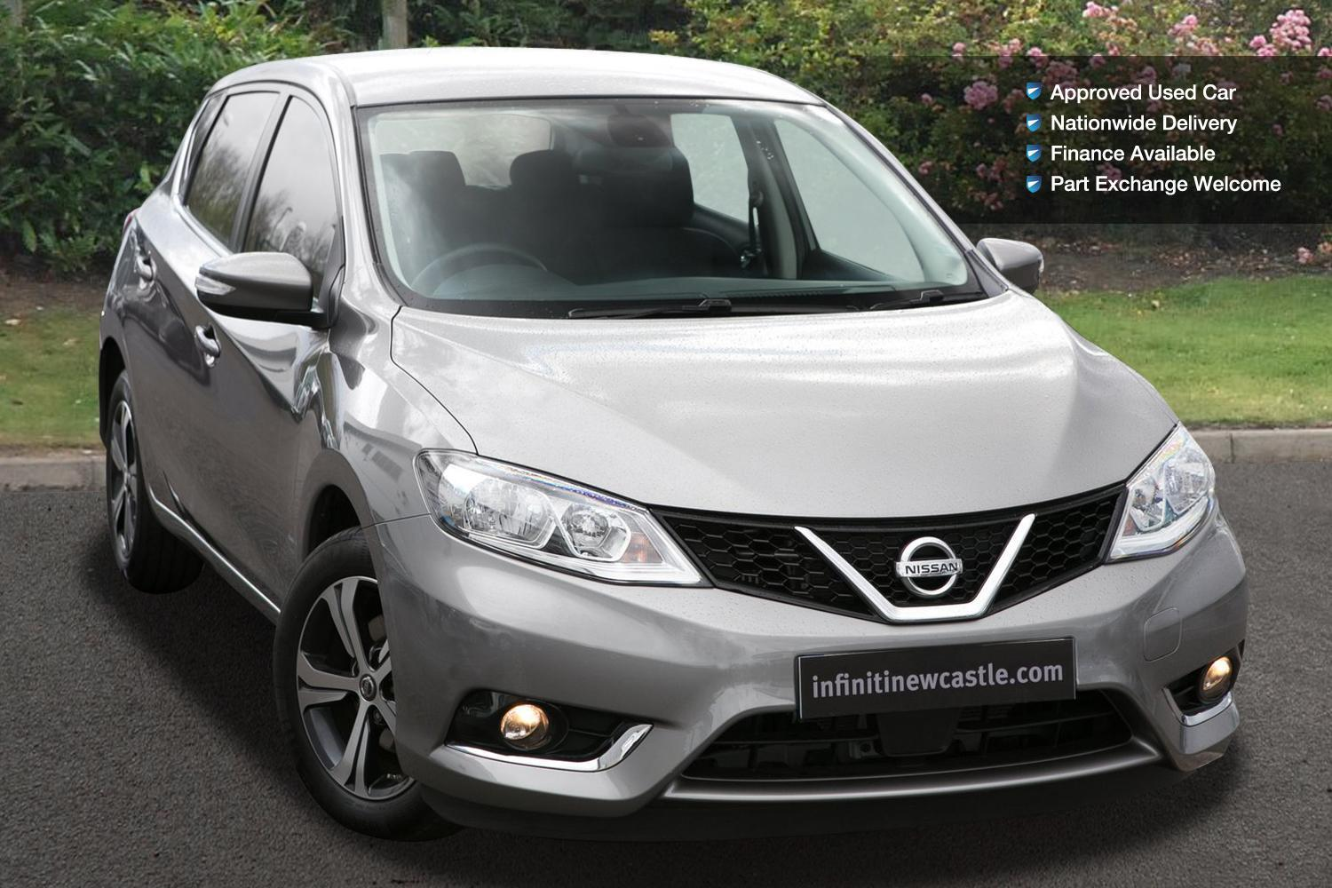 used nissan pulsar 1 2 dig t acenta 5dr petrol hatchback for sale newcastle infiniti. Black Bedroom Furniture Sets. Home Design Ideas