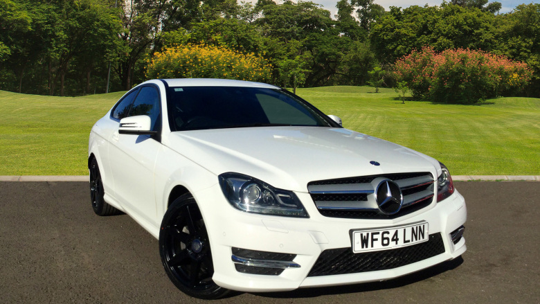 Mercedes-Benz C-Class C250 Cdi Amg Sport Edition 2Dr Auto Diesel Coupe