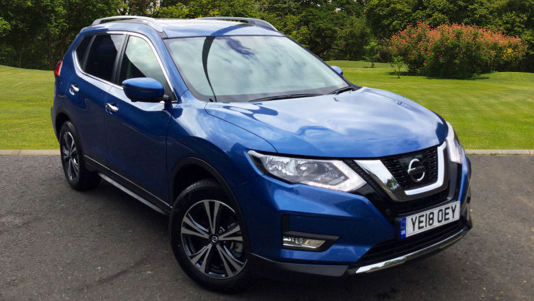 Nissan X-Trail 1.6 Dci N-Connecta 5Dr [7 Seat] Diesel Station Wagon