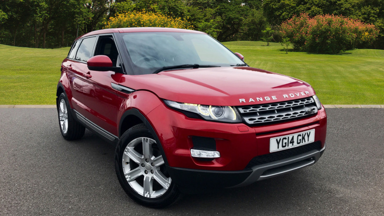 Land Rover Range Rover Evoque 2.2 Ed4 Pure 5Dr [tech Pack] 2Wd Diesel Hatchback