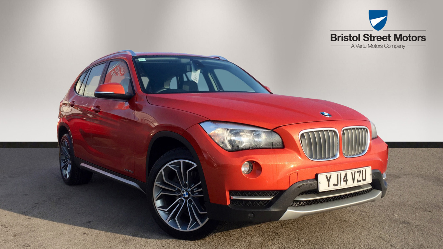 used bmw x1 xdrive 20d xline 5dr diesel estate for sale. Black Bedroom Furniture Sets. Home Design Ideas